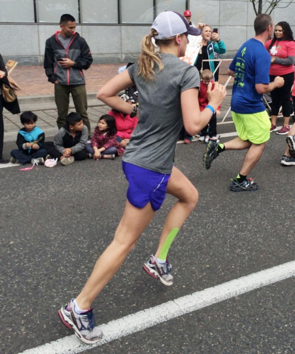Sarah Forster Jogging