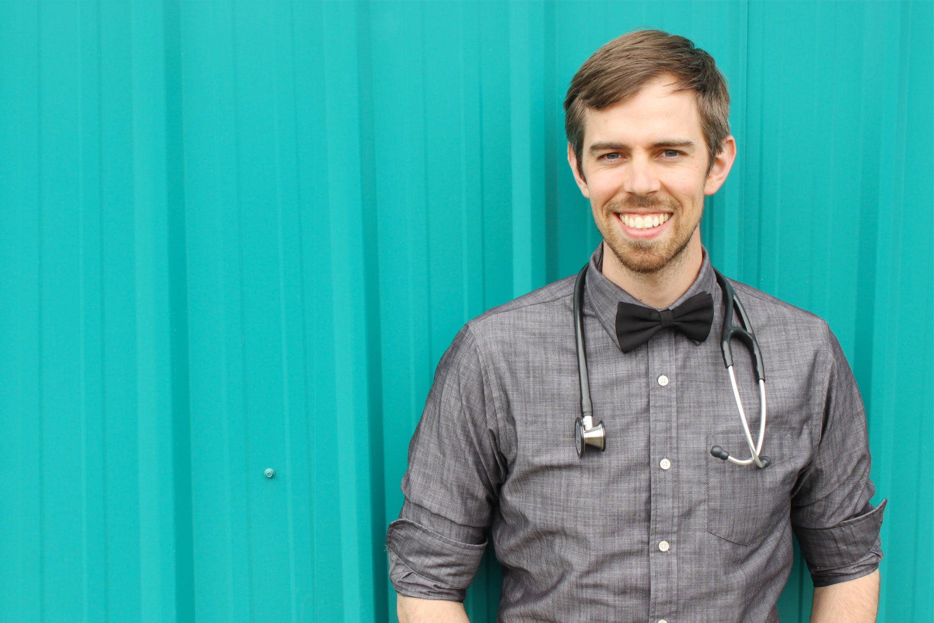 Doctor Rory Headshot